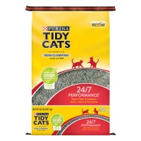 Purina Tidy Cats 24/7 Performance Clay Cat Litter Non-Clumping