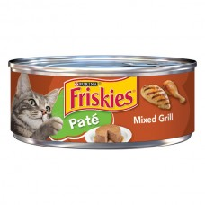Friskies Wet Cat Food Pate Mixed Grill