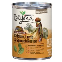 Purina Beyond Dog Food Chicken Lamb & Spinach Recipe Grain Free