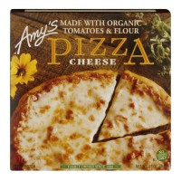Amy's Pizza Cheese Organic Frozen