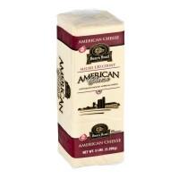 Boar's Head Deli American Cheese White (Thin Sliced)