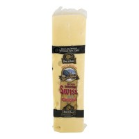 Boar's Head Deli Aged Swiss Cheese Imported Low Sodium (Thin Sliced)