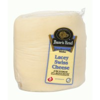 Boar's Head Master Cheesemaker's Deli Lacey Swiss Cheese (Thin Sliced)