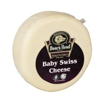 Boar's Head Master Cheesemaker's Deli Swiss Cheese Baby (Thin Sliced)