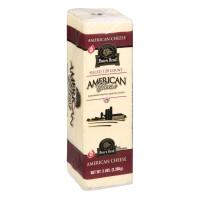 Boar's Head Deli American Cheese White Low Fat (Thin Sliced)
