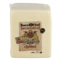 Boar's Head Deli Cheddar Cheese Horseradish (Thin Sliced)