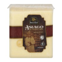 Boar's Head Deli Asiago Cheese (Regular Sliced)