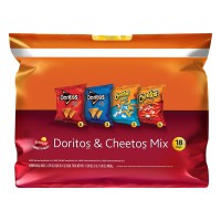 Frito-Lay Doritos & Cheetos Mix Variety Pack - 20 pk
