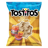 Tostitos Tortilla Chips Multigrain Scoops!