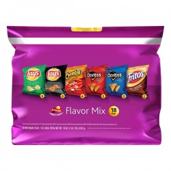 Frito-Lay 2Go Flavor Mix Variety Pack - 18 ct