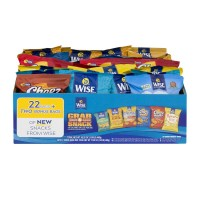 Wise Grab & Snack Variety Pack - 22 pk