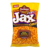 Bachman Jax Curls Puffed Cheddar Cheese