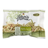 Nature's Promise Naturals Vegetable Sticks - 6 pk