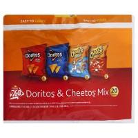 Frito-Lay Doritos & Cheetos Mix Variety Pack - 18 ct