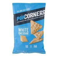 PopCorners Popped Corn Chips White Cheddar Gluten Free
