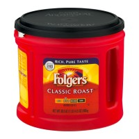 Folgers Classic Roast Medium Coffee (Ground)