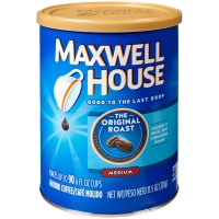 Maxwell House Ground Coffee The Original Roast Medium (Ground)