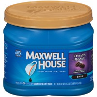 Maxwell House French Roast Dark Coffee (Ground)