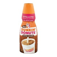 Dunkin' Donuts Coffee Creamer Extra Extra Refrigerated
