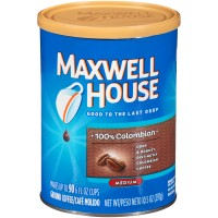 Maxwell House 100% Colombian Coffee (Ground)