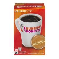 Dunkin' Donuts Hazelnut Coffee K-Cups