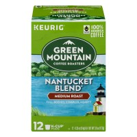 Green Mountain Nantucket Blend Medium Roast Coffee K-Cups