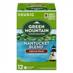 Green Mountain Nantucket Blend Medium Roast Coffee K-Cups