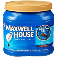 Maxwell House Original Medium Roast Coffee (Ground)