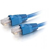 Cables to Go 25' Snagless Cat 5e Cable, Blue