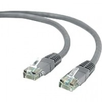 Staples 100' CAT5e Etheret Networking Cable, Gray