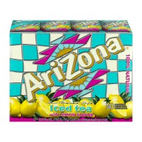 AriZona Iced Tea Sun Brewed Style with Lemon Flavor - 12 ct