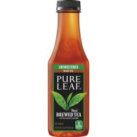 Pure Leaf Real Brewed Tea Unsweetened All Natural