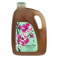AriZona Green Tea with Ginseng & Honey