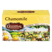 Celestial Seasonings Chamomile Herbal Tea Bags Caffeine Free
