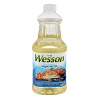 Wesson Vegetable Oil Pure
