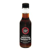Sushi Chef Sesame Oil Japanese 100% Pure