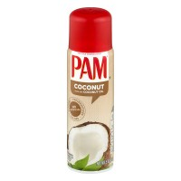 Pam Cooking Spray Simply Coconut Oil Non-Stick