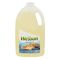 Wesson Pure Vegetable Oil