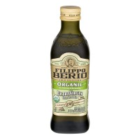 Filippo Berio Olive Oil Extra Virgin Cold Pressed Organic