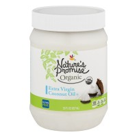 Nature's Promise Organic Coconut Oil Extra Virgin