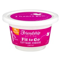 Friendship Dairies Cottage Cheese Small Curd 1% Low Fat