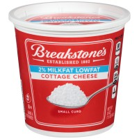 Breakstone's Cottage Cheese Small Curd 2% Low Fat
