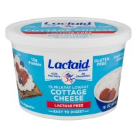 Lactaid Cottage Cheese 4% Milkfat 100% Lactose Free
