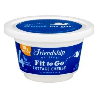 Friendship Dairies Cottage Cheese Small Curd California Style 4%