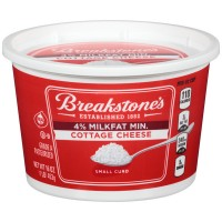 Breakstone's Cottage Cheese Small Curd 4%