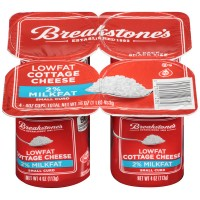 Breakstone's Cottage Cheese Small Curd 2% Low Fat - 4 pk