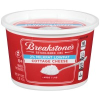 Breakstone's Cottage Cheese Large Curd 2% Low Fat