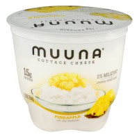 Muuna 2% Cottage Cheese Pineapple