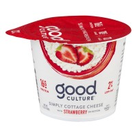 Good Culture Cottage Cheese Strawberry