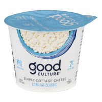 Good Culture Low-Fat Cottage Cheese Classic